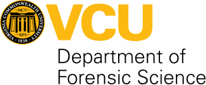 Department of Forensic Science - logo